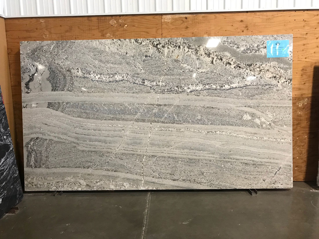 Monte Cristo Slab Indian White Polished Slabs