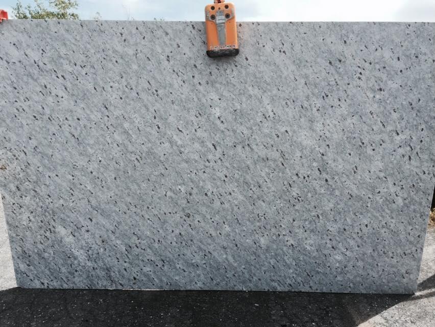 Moon Light Granite Slabs White Polished Granite Slabs