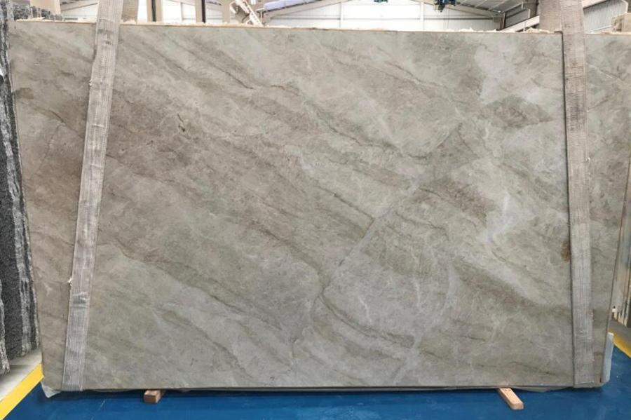 Mother of Pearl Quartzite Slabs Brazil Beige Quartzite Stone Slabs