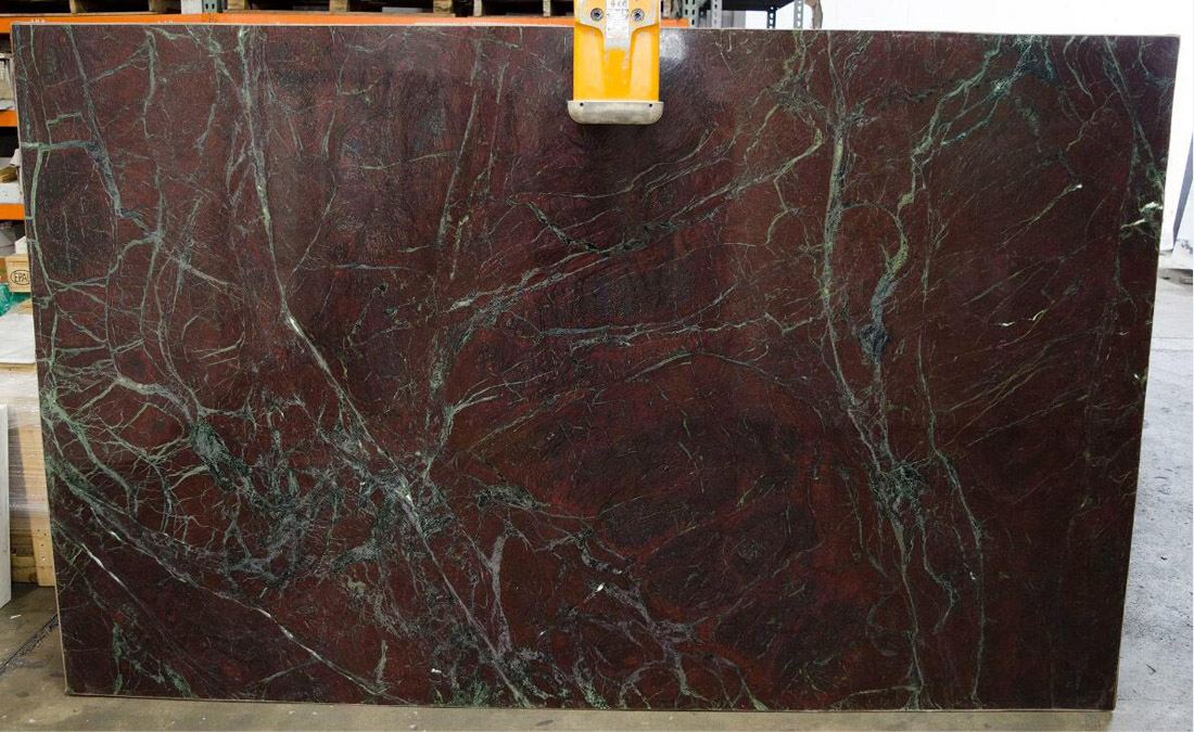 Moulin Rouge Brazilian Red Granite Slabs