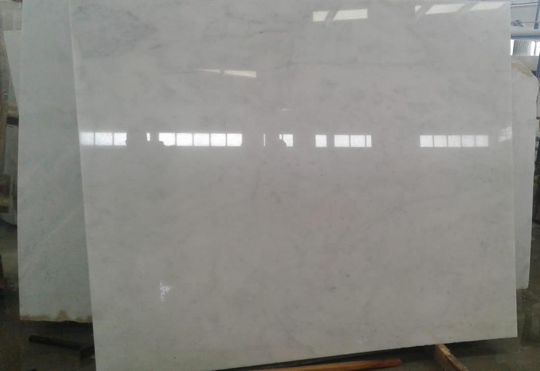 Mugla White Marble Slabs Polished Turkish White Slabs