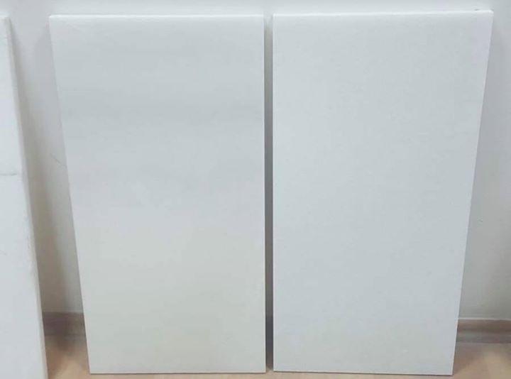 Mugla White Polished Marble White Marble Tiles