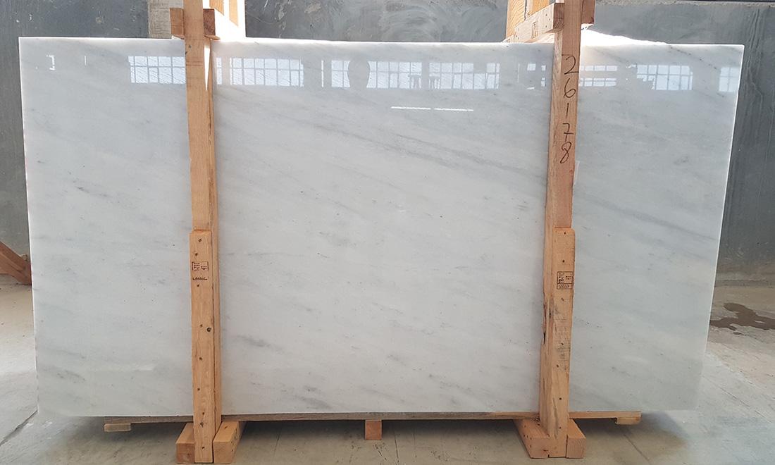 Mugla White Slab Polished White Turkish Marble Stone Slabs