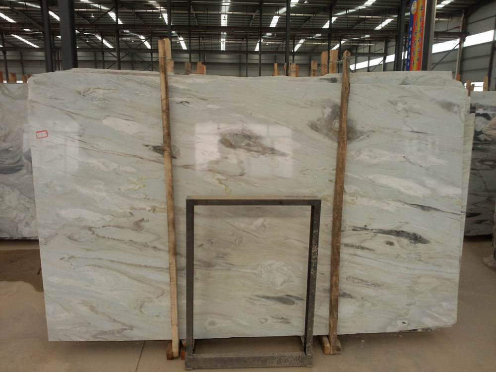 Multi Color Jade Marble Slabs Polished Green Marble Slabs