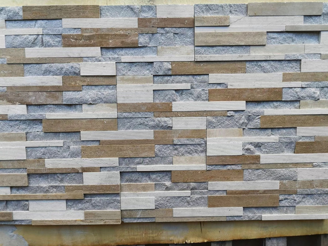 Multicolor Slate Culture Stone