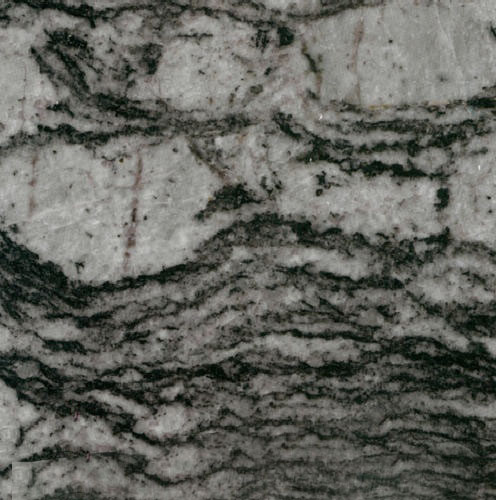 Multicolour White Granite