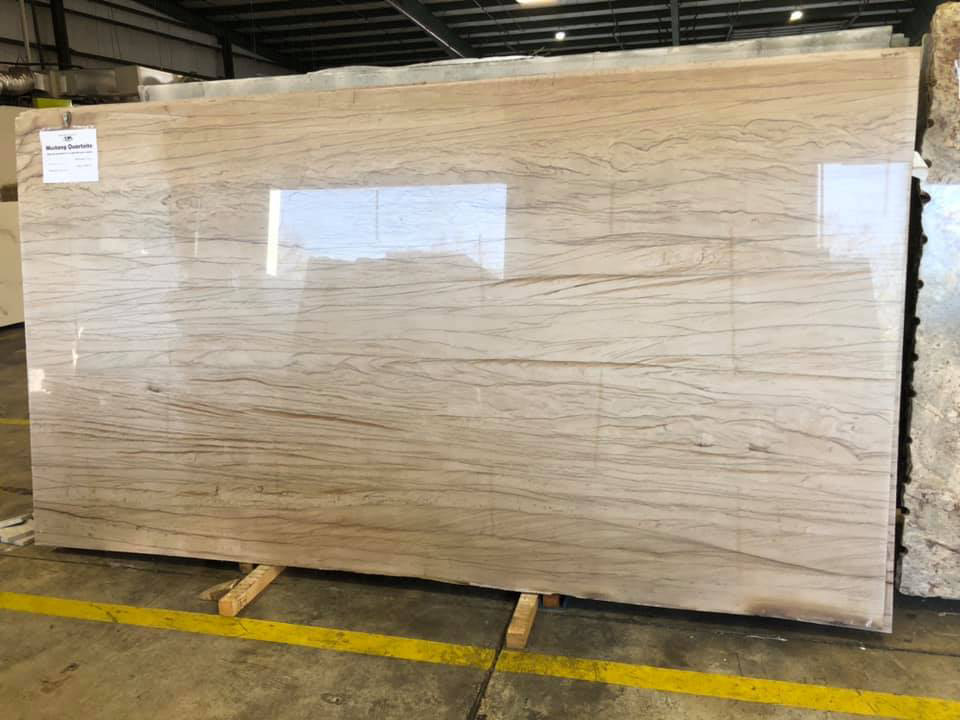 Mustang Quartzite Slabs Polished Brazilian Quartzite Slabs
