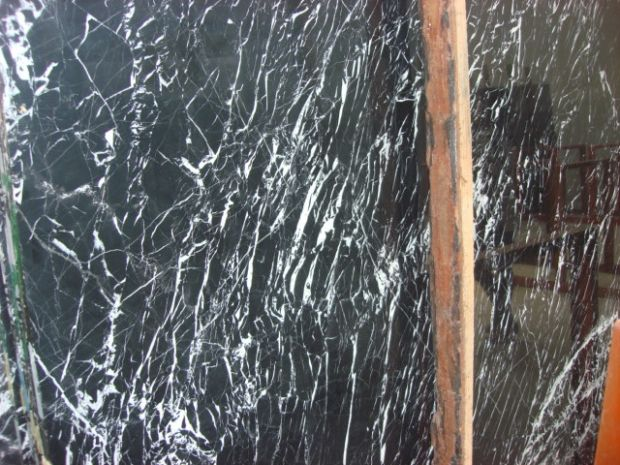 NERO MARQUINA MARBLE Marble in Slabs Tiles