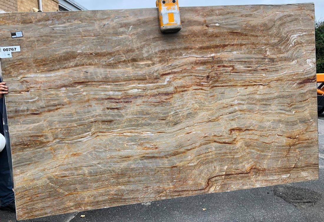 Nacarado Quartzite Slabs Brown Quartzite Stone Slabs