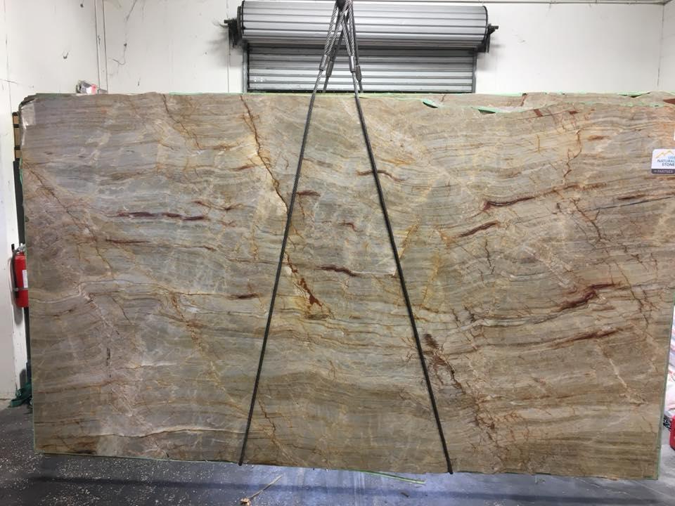 Nacarado Quartzite Slabs Polished Quartzite Slabs