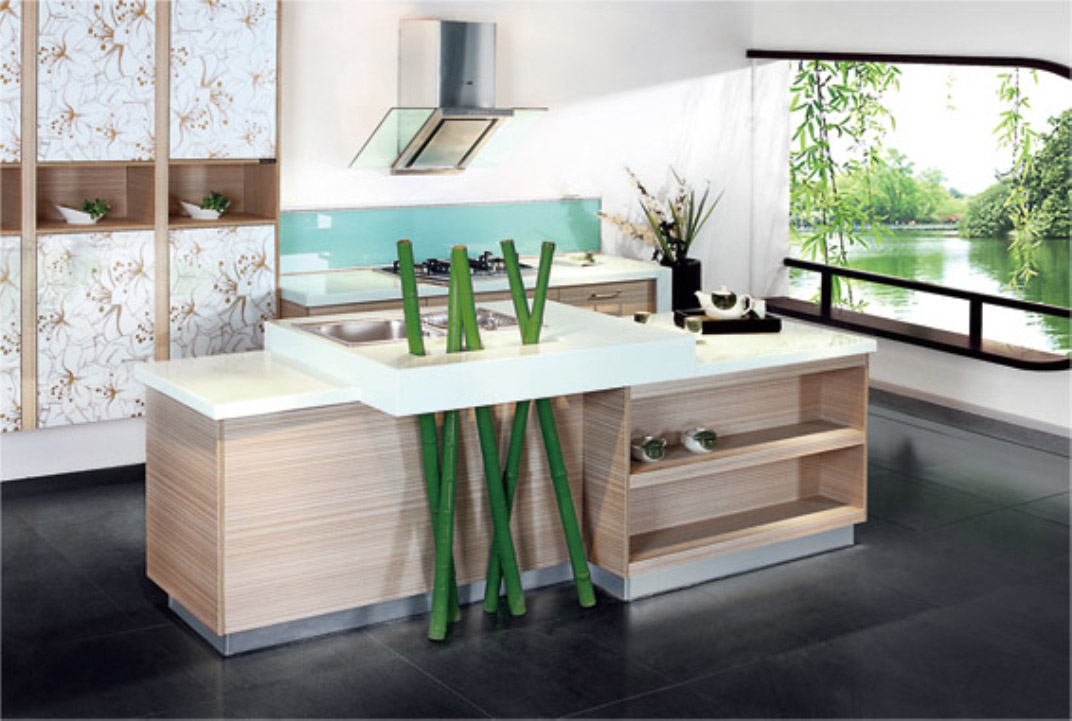 Nanoglass Kitchen Countertop from China Supplier