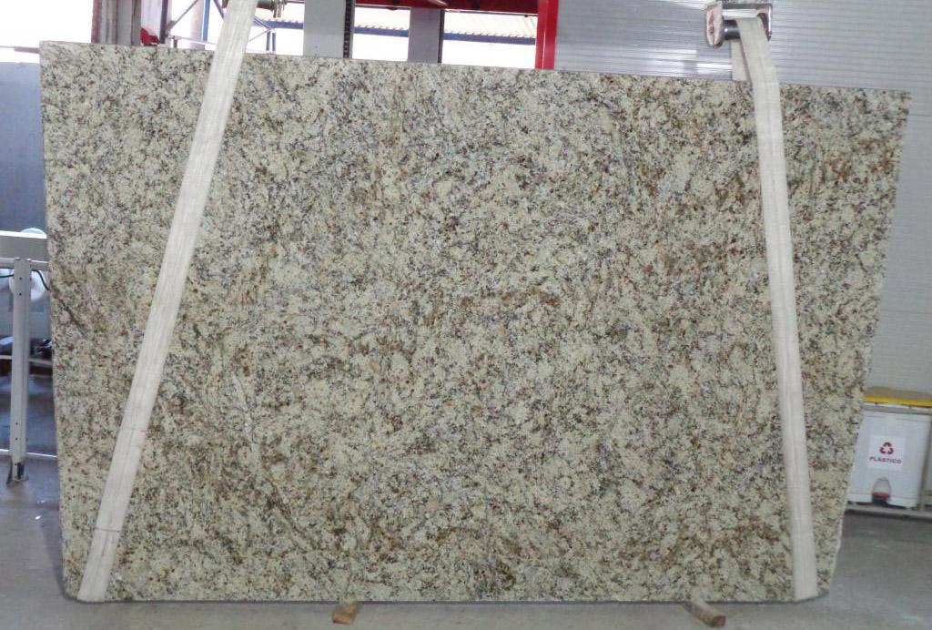 Napoli Granite Slabs Beige Granite Polished Stone Slabs