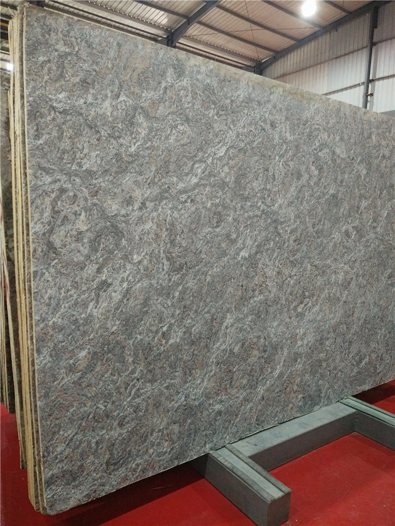 Natural Granite Slabs Platinum Diamond Granite Slabs