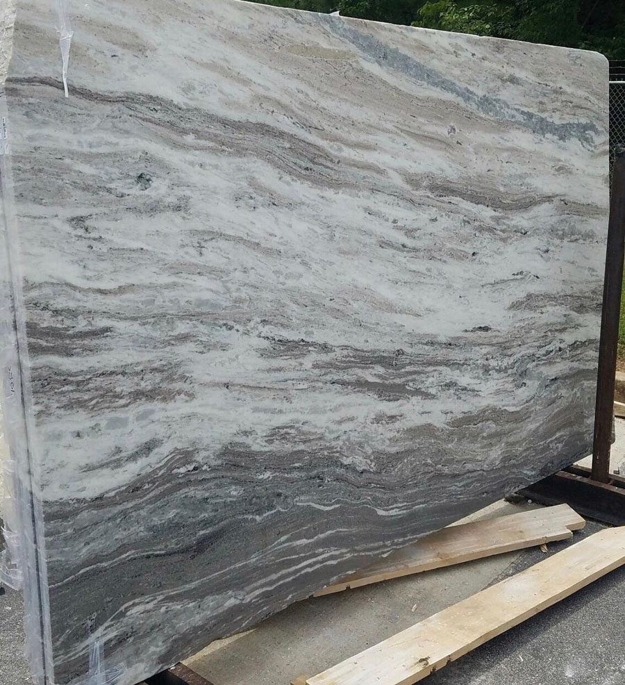 Natural Indian Marble Slabs Polished Fantasy Brown Marble Slabs