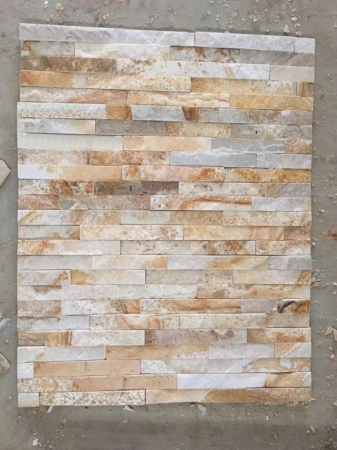 Natural Stone Wall Panel Chinese Culture Stone