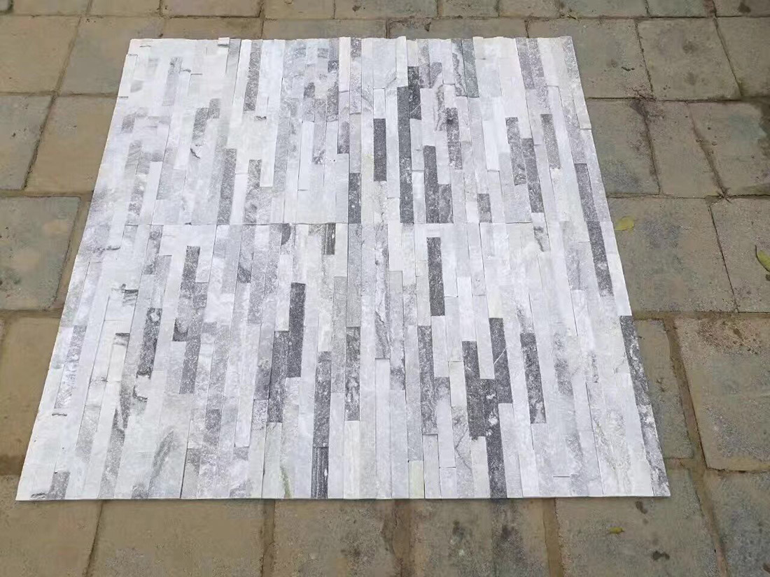 Natural Stone Wall Panel White Culture Stone
