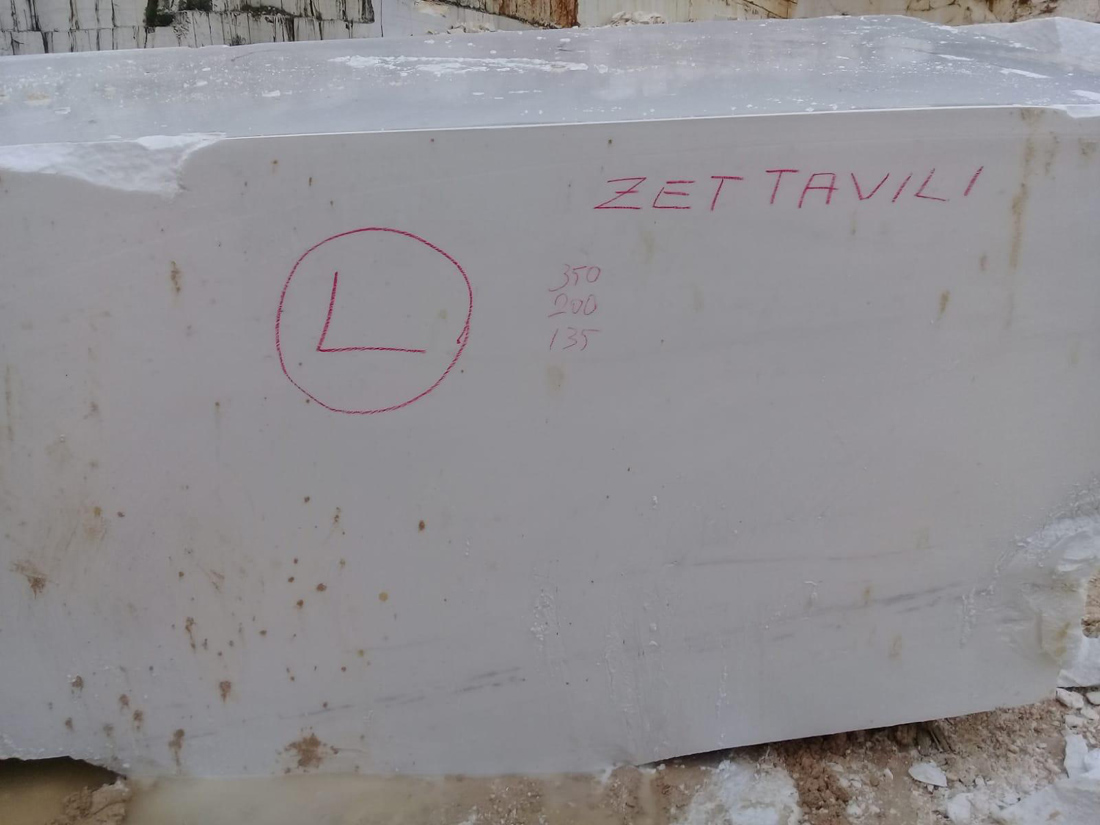 Natural Thassos White Marble Blocks with Competitive Price