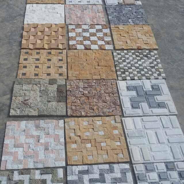 Natural culture stones tile