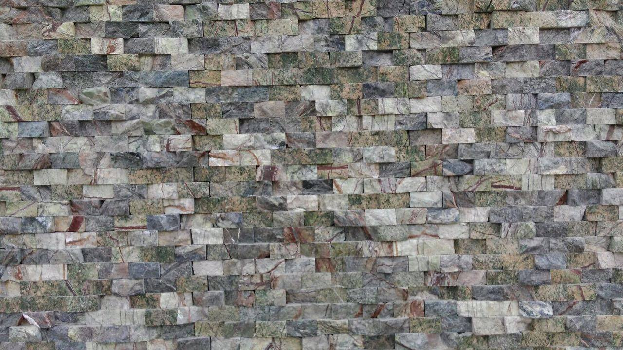Natural wall stones tile