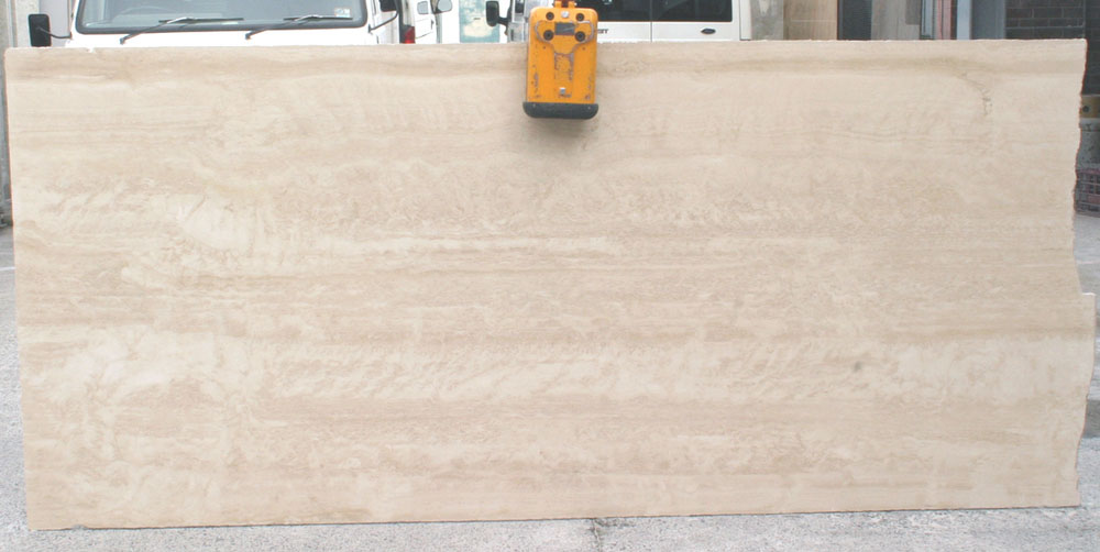 Navona Travertine Slab Beige Travertine Slabs