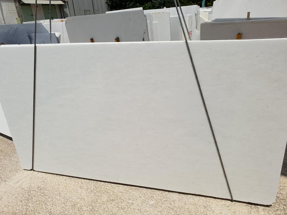 Naxos Extra White Greek Marble Slabs