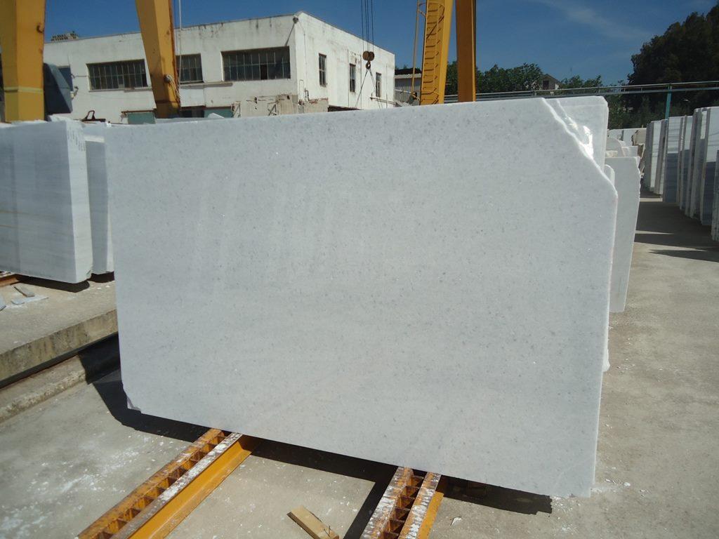 Naxos Greece White Polished Marble Slabs