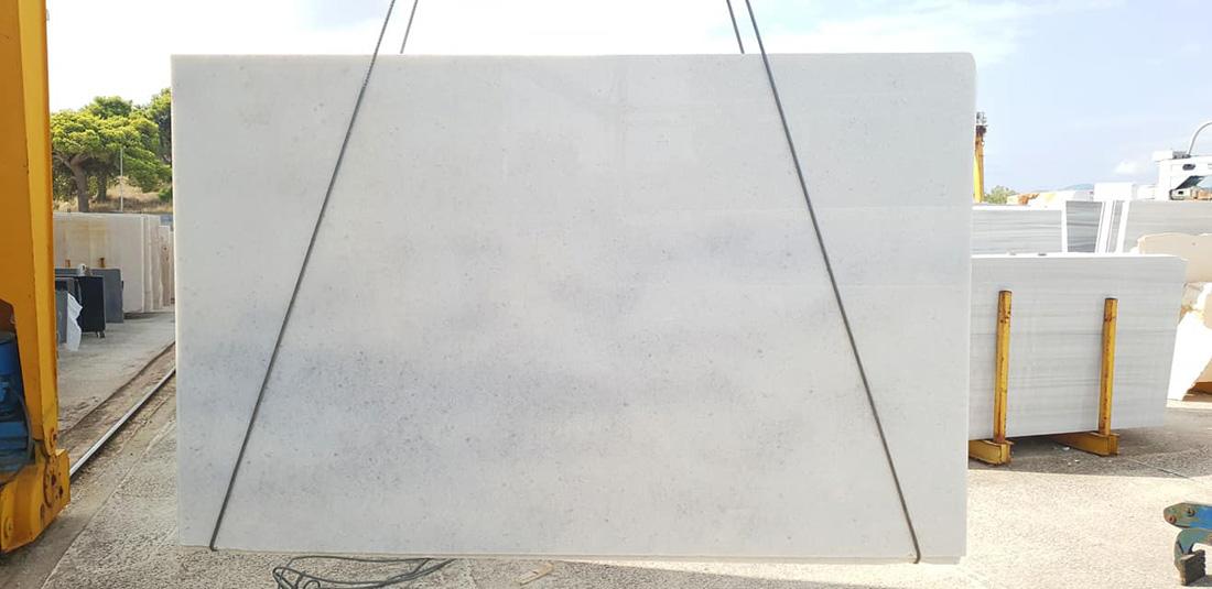 Naxos White Marble Slabs