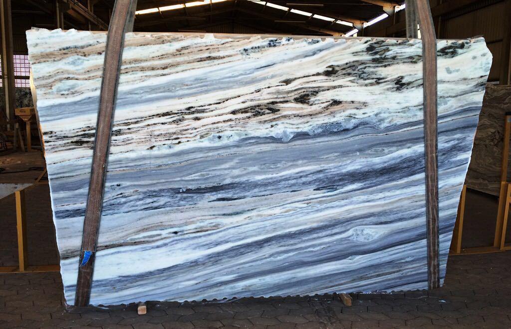 Neptum Blue Marble Slabs