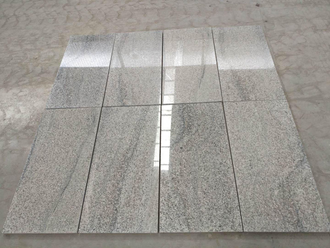 Nero Santiago Granite Tiles Nice Granite Flooring Tiles from China