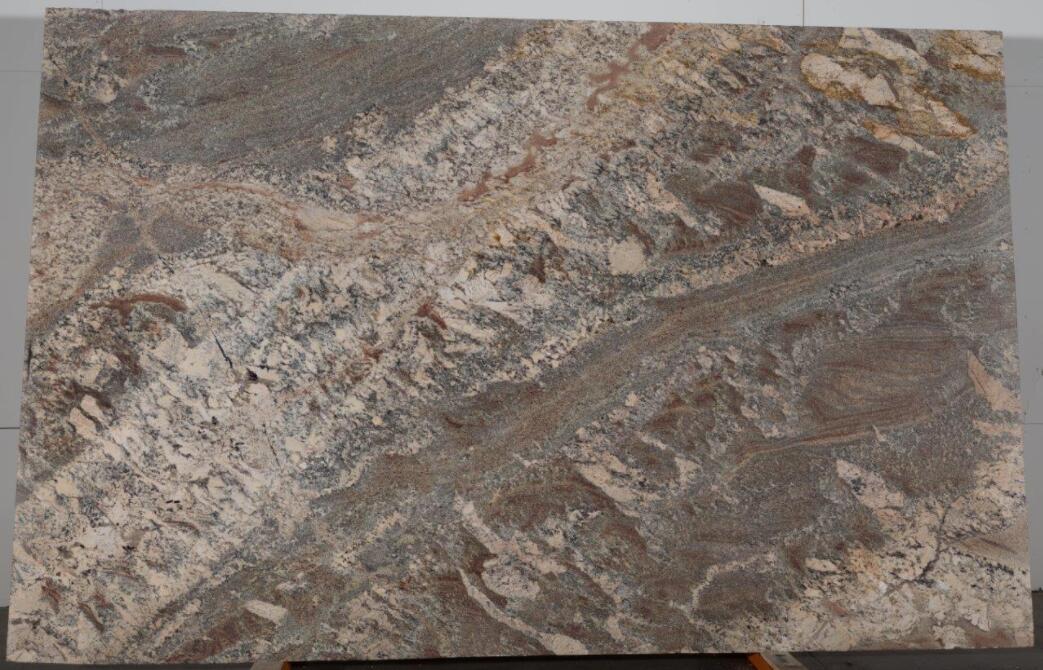 Nettuno Bordeaux Granite Slabs Brown Granite Stone Slabs