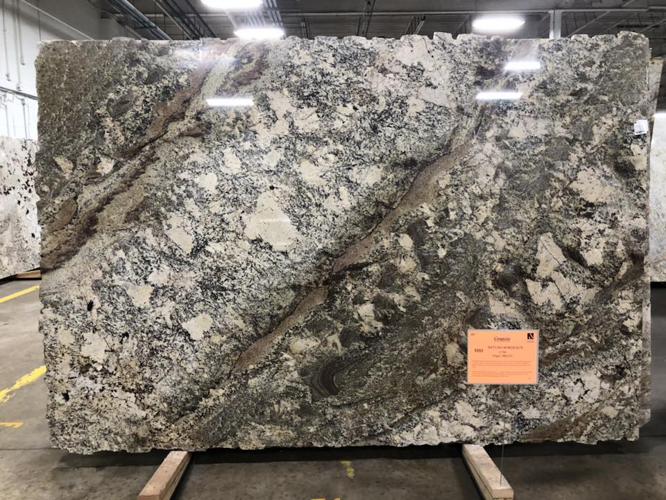 Netuno Bordeaux Granite Slabs Polished Granite Slabs
