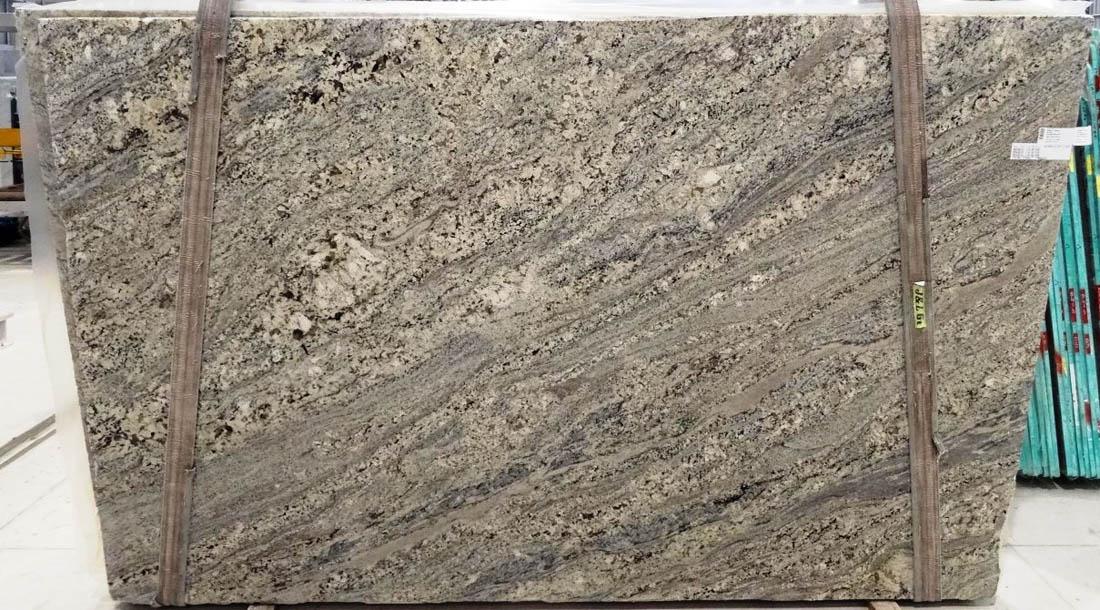 Nevaska Granite Slab Beige Granite Slabs for Kitchen Countertops
