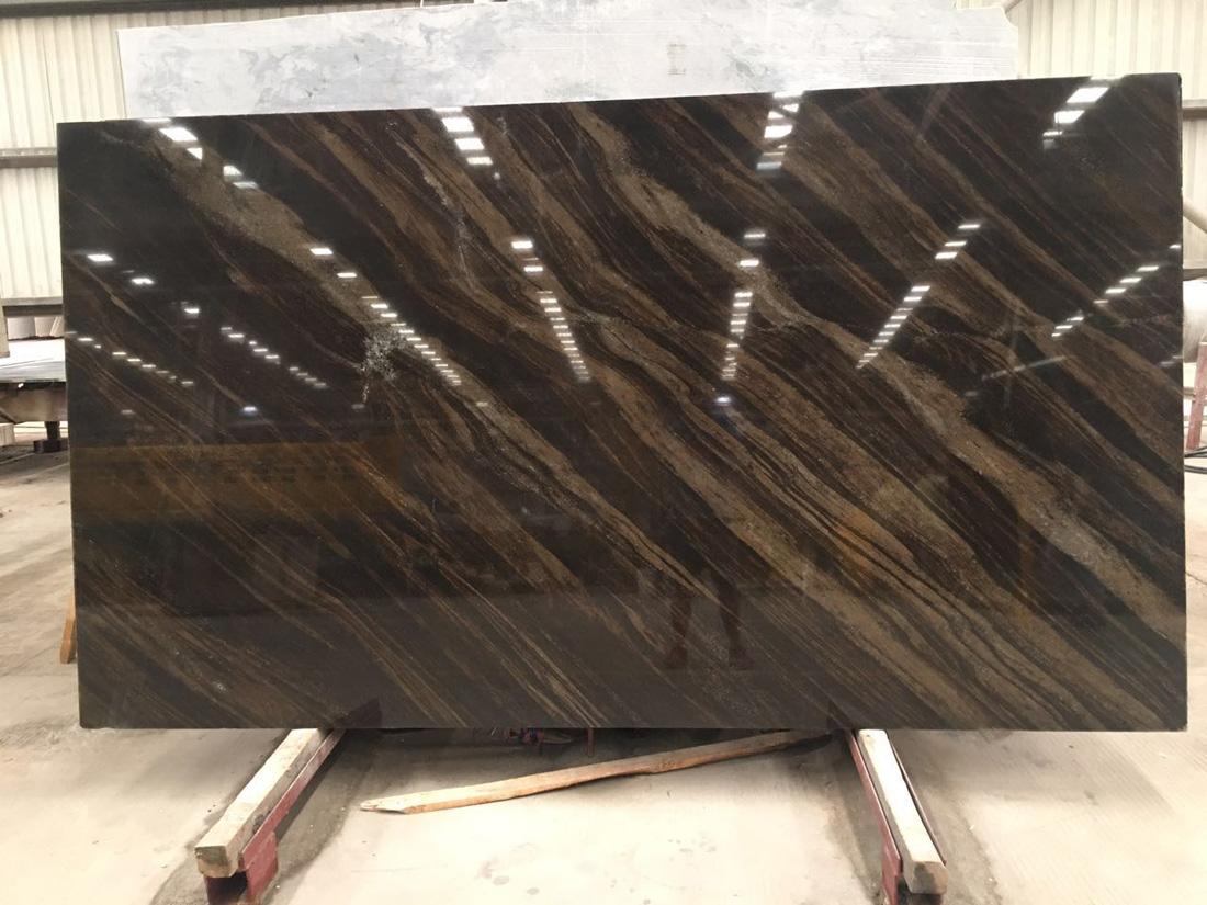 New Elegant Black Marble Slabs