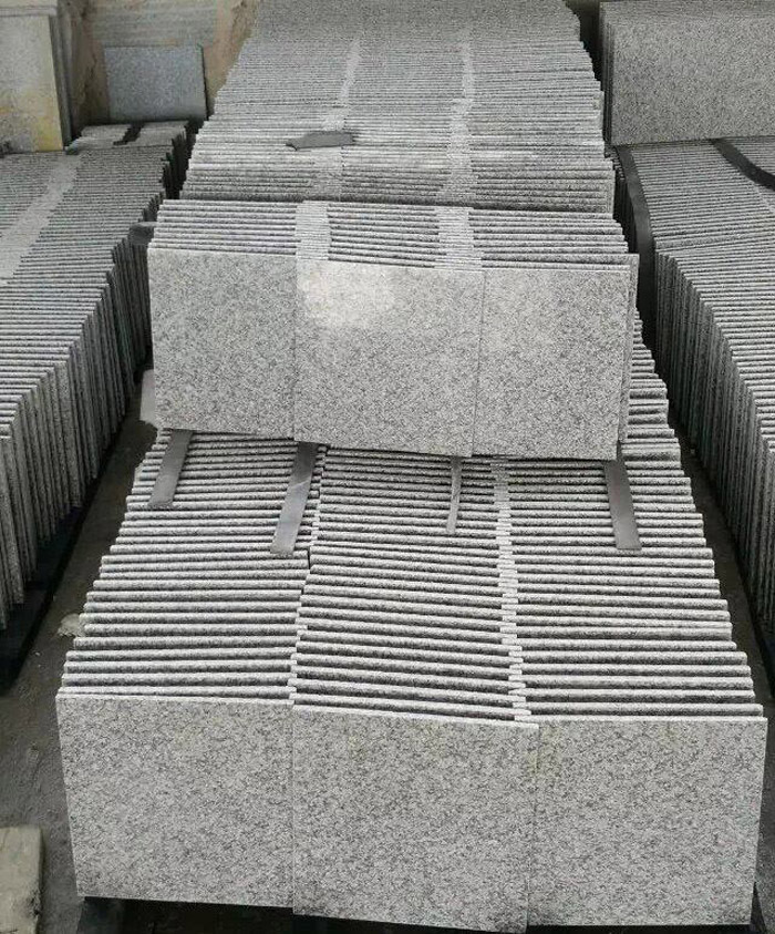 New G603 Granite Tiles with Competitive Price