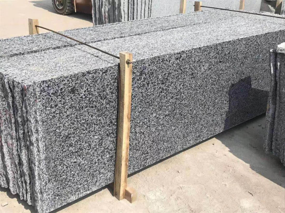 New G654 Granite Stone Slabs Chinese Polished Grey Slabs