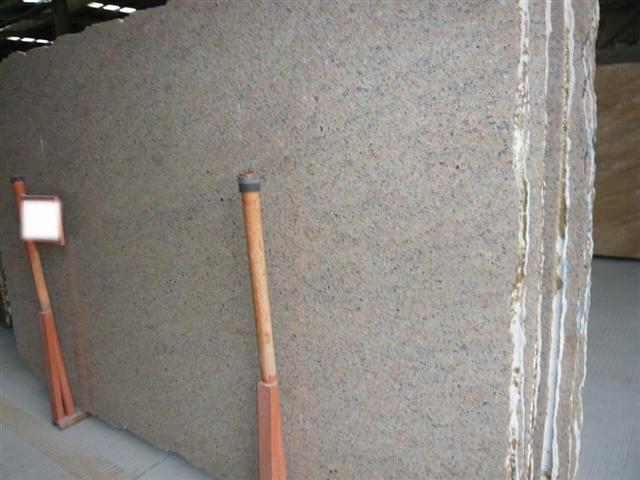 New Giallo Veneziano Beige Granite Stone Slabs for Countertops
