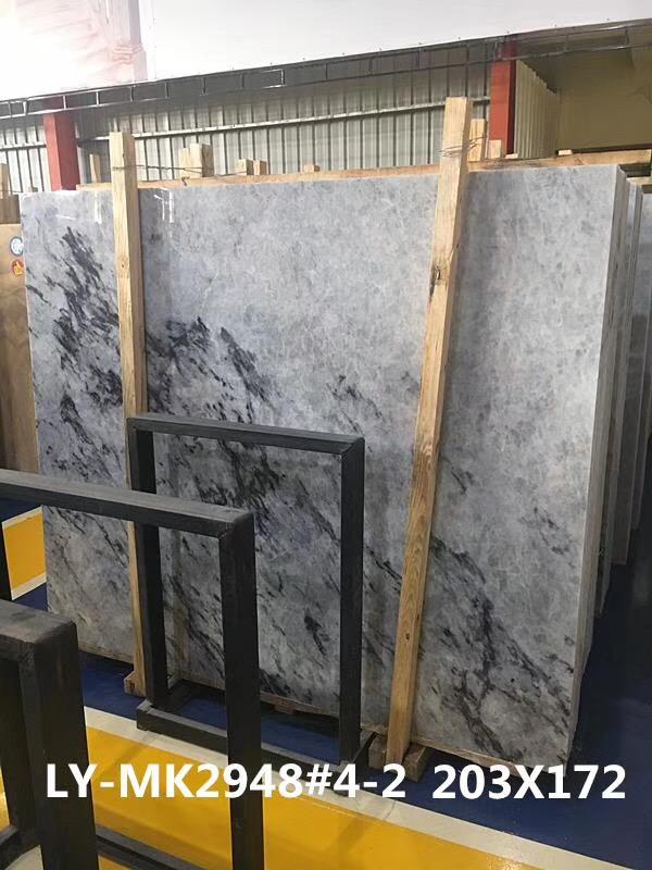 New Ice Blue Marble Slabs