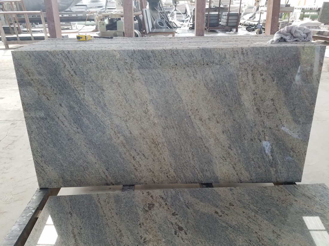 New Kashmir Bahia Imperial White Granite Tiles