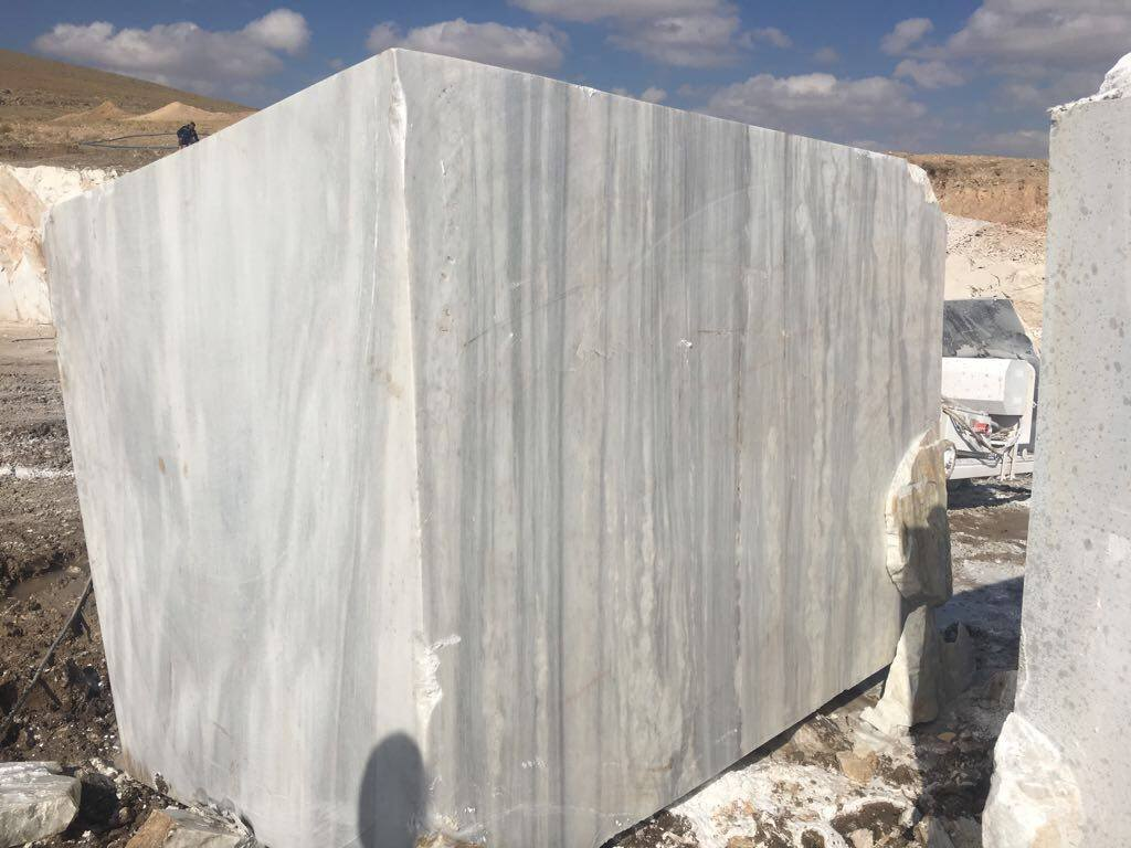 New Palissandro Marble Block