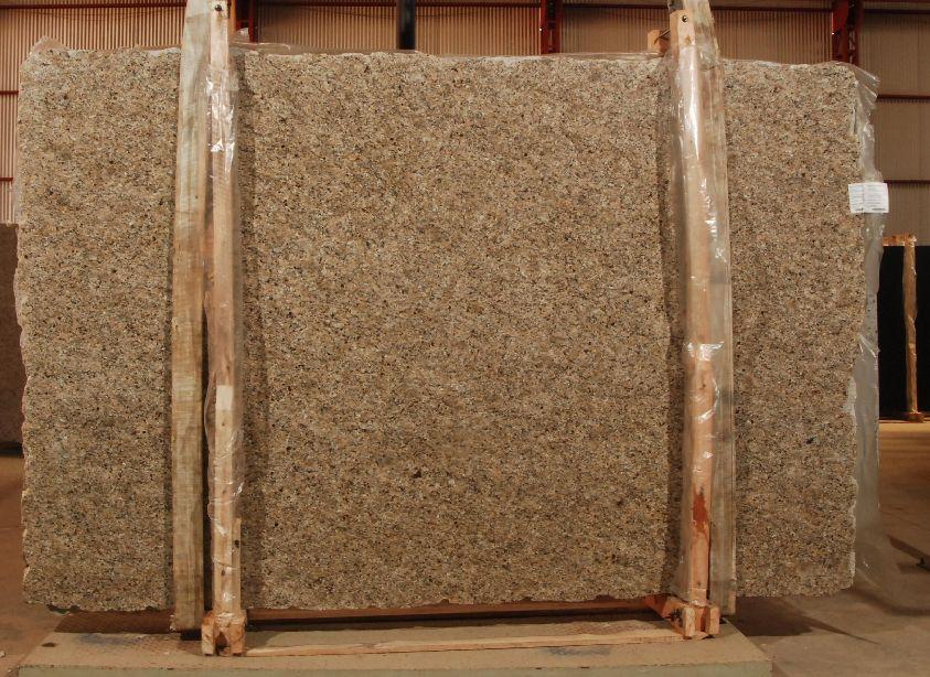 New Venetian Gold Granite Beige Granite Slabs for Countertops