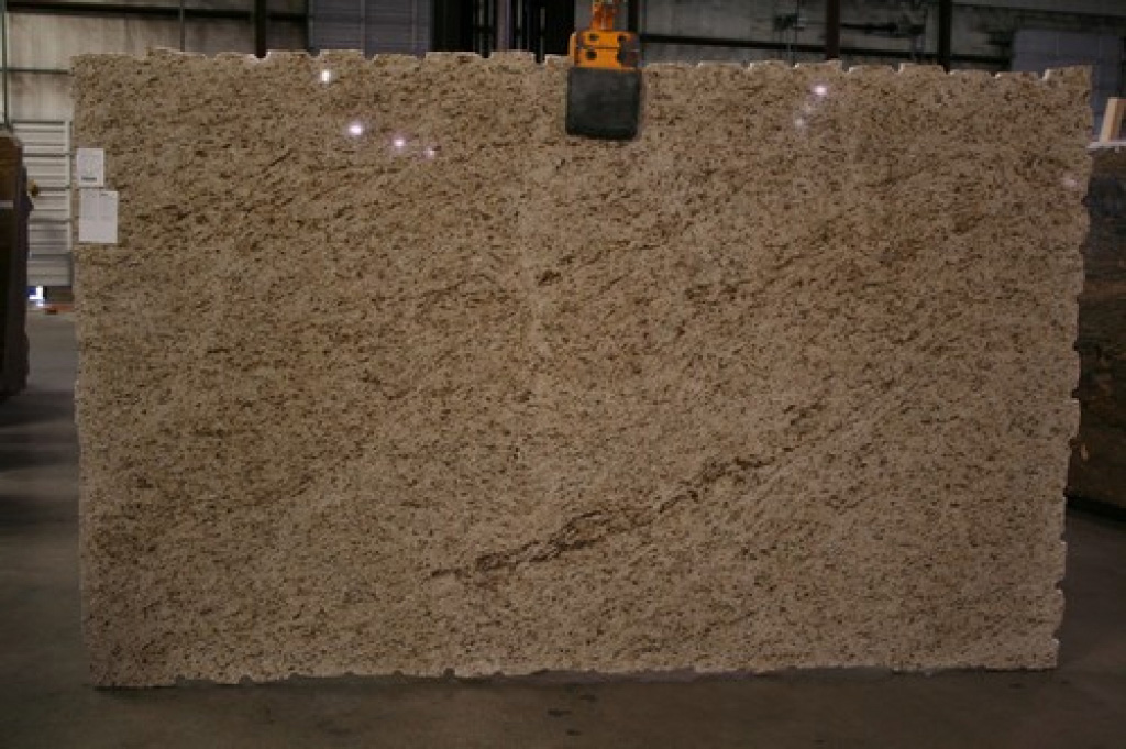 New Venetian Gold Granite Yellow Granite Slabs