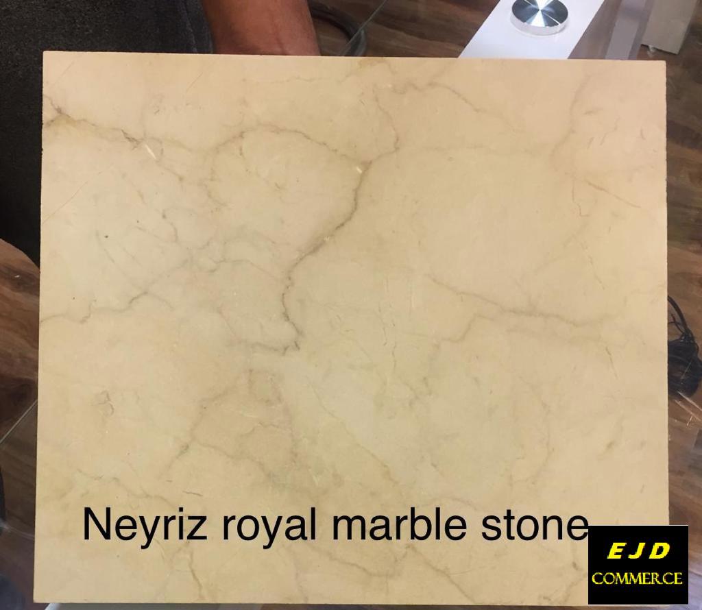 Neyriz Royal Marble Stone Iranian Beige Marble