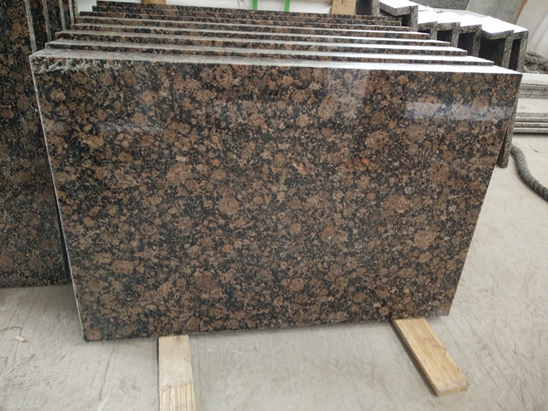 Nice Baltic Brown Granite Polished Brown Granite Tiles