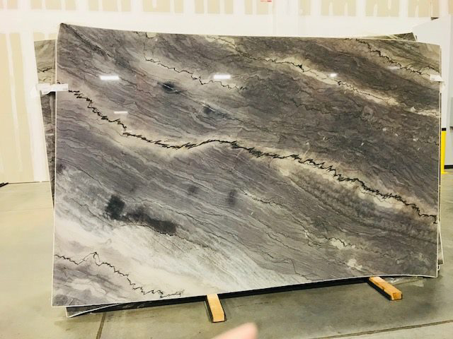 Nuvolato Quartzite Slabs Polished Quartzite Slabs