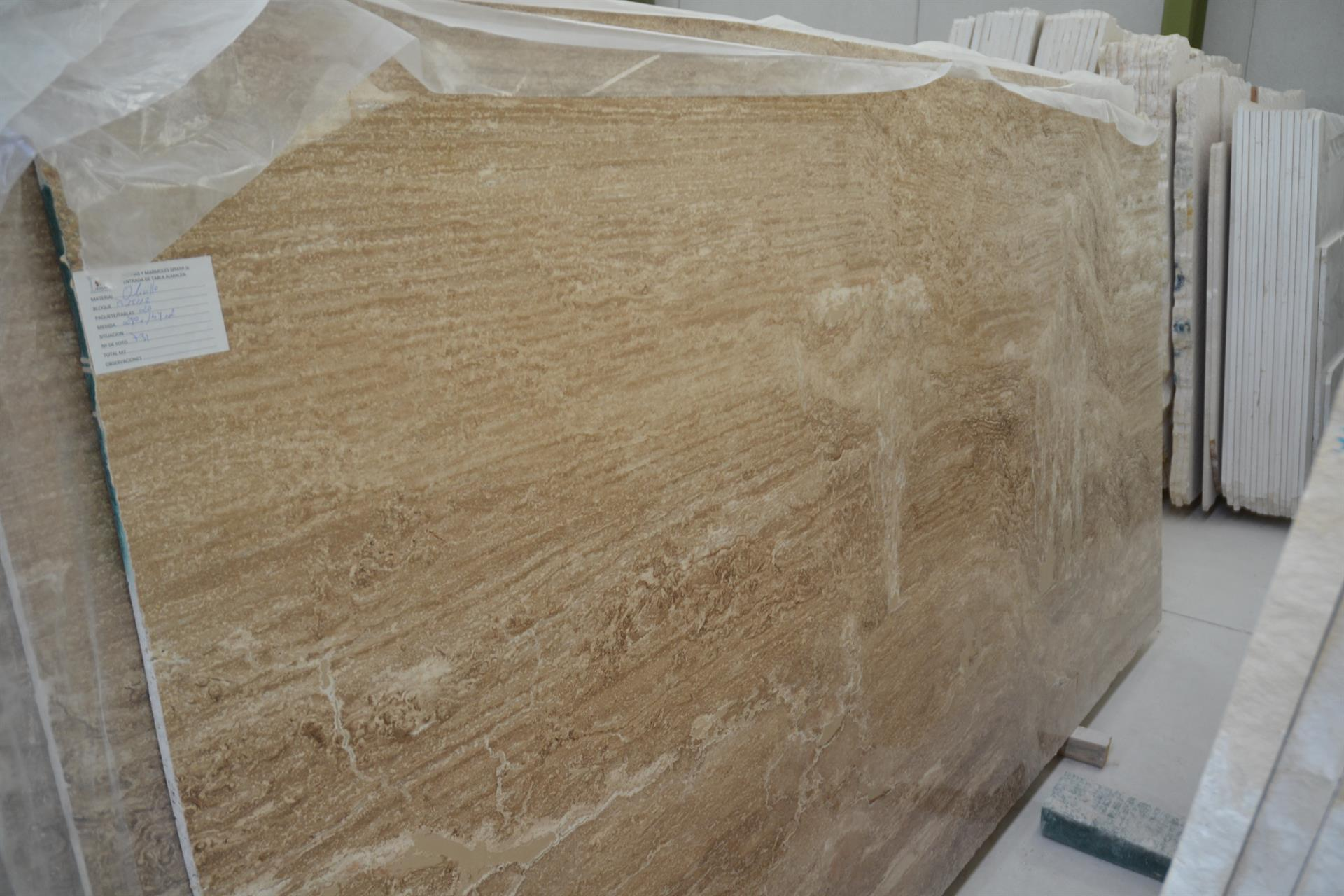 OLIVILLO POLISHED SLABS