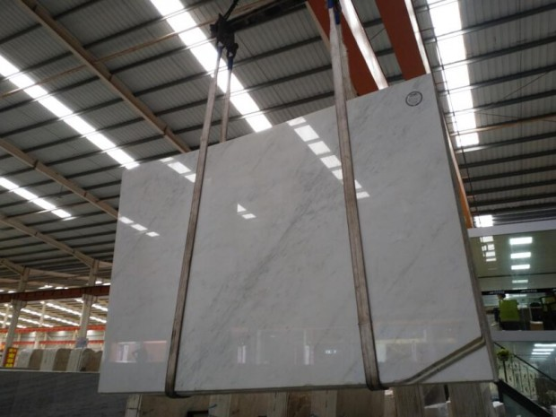 ORIENTAL WHITE MARBLE Marble in Slabs