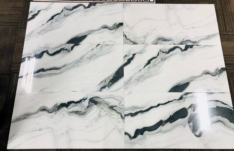 Top Quality Marble Tile White Polished Marble Flooring Tiles
