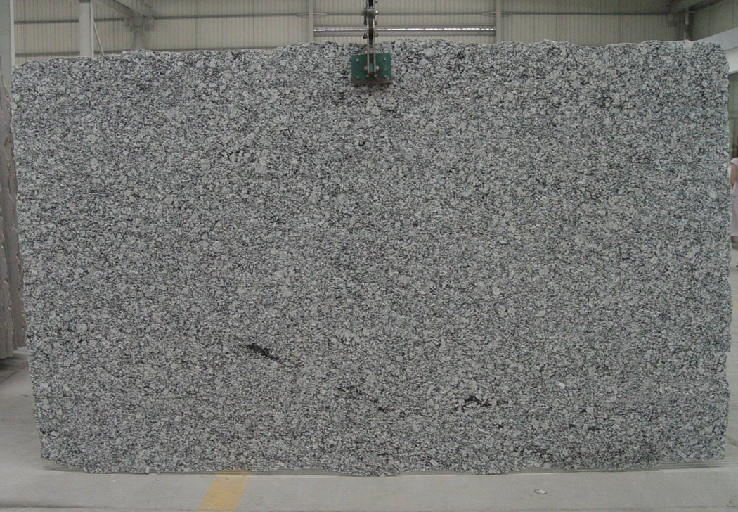 Ocean Wave Granite Slab White Granite Slabs