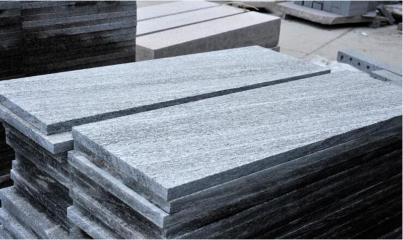 Oliver Green Granite Tiles from Chinese Supplier