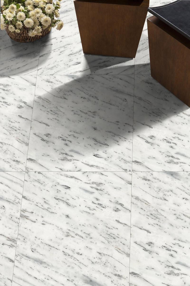 Olympo Bianco Marble Tiles Polished White Marble Stone Tiles